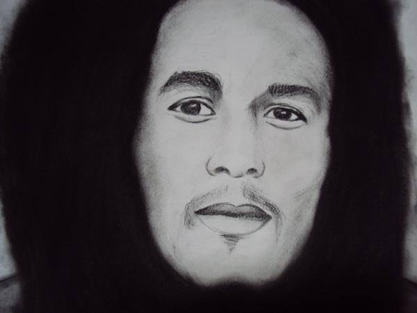 Bob Marley by ely1605